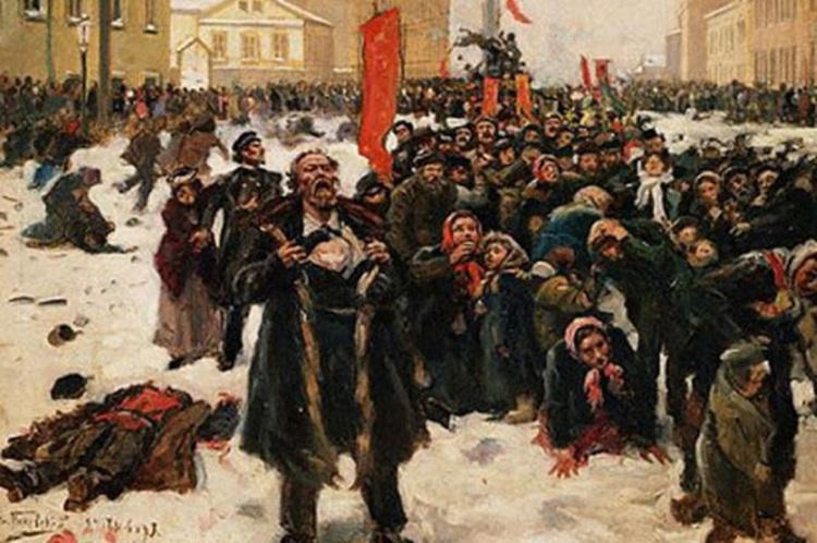 Революция 1905-1907