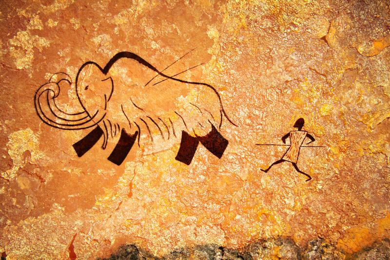 Как пещерные люди боролись с голодом