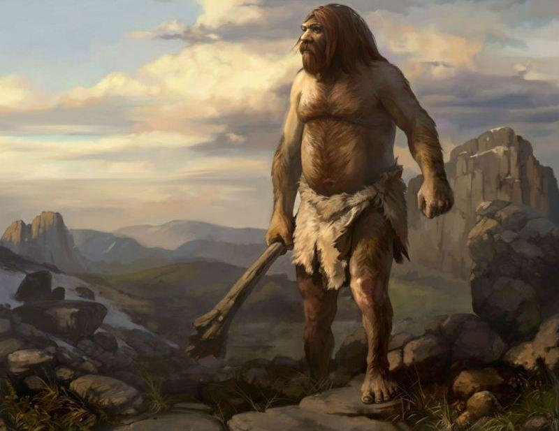 Были ли пещерные люди галантными?