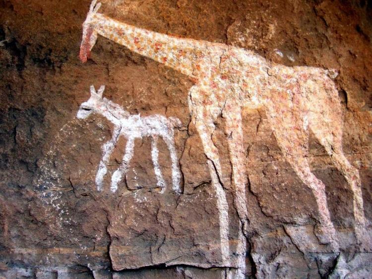 Пещерные рисунки