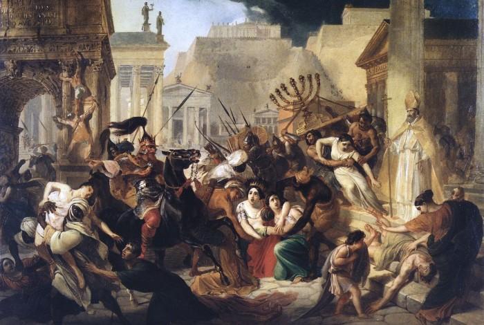 Древний Рим: расцвет империи