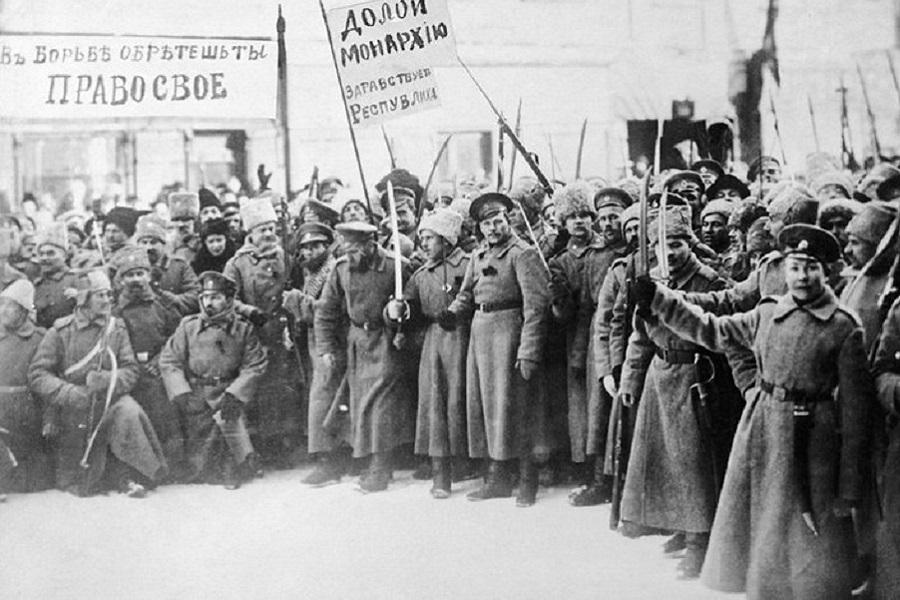 Когда началась гражданская война в России. Ее ход и результаты