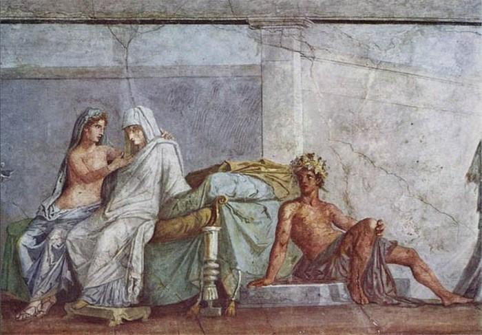 Брак в Древнем Риме: особенности и традиции