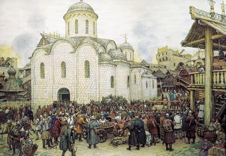 Культура Руси 13-14 веков